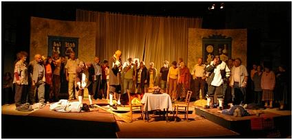Palla Avvelenata - Teatro Povero di Monticchiello