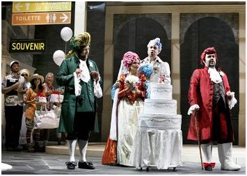 Il Signor Bruschino di Teatro Sotterraneo