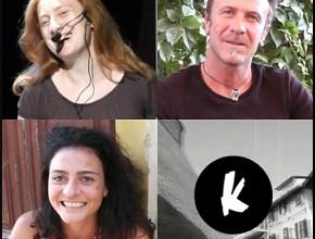Alcuni dei protagonisti del videoreportage da Collinarea 2012