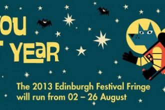 See you next year (photo: facebook.com/edfringe)
