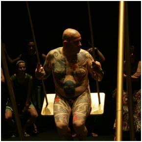 Franko B, tra i protagonisti di Short Theatre 7