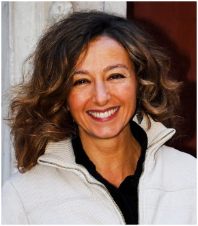 Laura Sicignano, autrice e regista di 'Scintille'