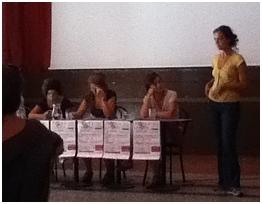 conferenza stampa di Prosa et Labora