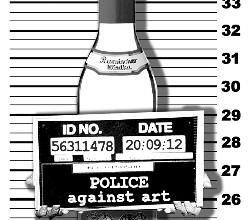 La campagna dell'Angelo Mai in seguito alla chiusura del bar