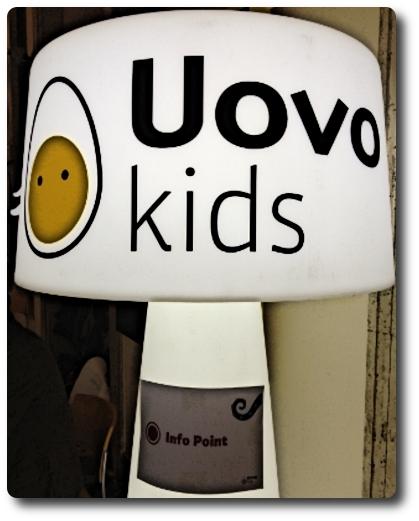 Info point - UovoKids 2012