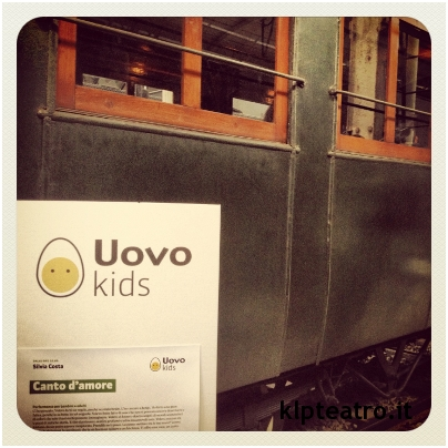 UovoKids 2012 - Canto d'amore