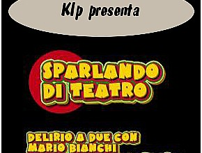 Sparlando di Teatro del 20 novembre 2012