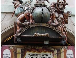 Il Marionette Theatre di Praga