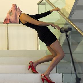 Un'immagine scattata a Danza Urbana di Gino Rosa