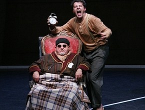 I fratelli Cauteruccio in Finale di Partita