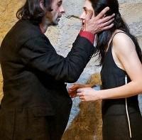 Gaetano Ventriglia e Silvia Garbuggino in Delitto e castigo