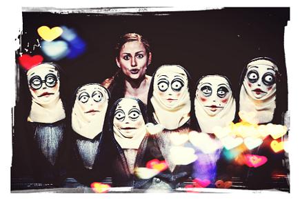 Le vincitrici del Last Seen 2012