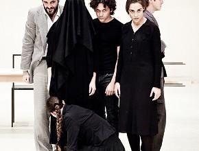 I Sei personaggi guidati da Luca Ronconi