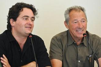 Andrea Paciotto e Israel Horovitz