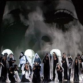 Samson et Dalila (photo: Lelli e Masotti © Teatro dell'Opera)