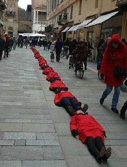 La Brigate Teatrali Omsa a Faenza
