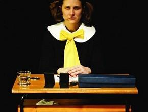 Chiara Lagani in Discorso Giallo