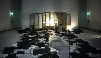 La mostra di Pablo Rubio (photo: D. Cappello)