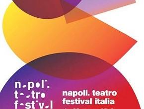 Il logo del Napoli Teatro Festival Italia 2013