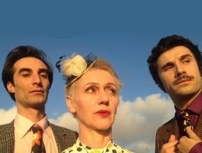 David Batignani, Paola Tintinelli e Simone Faloppa