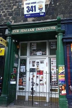 The Italian Institute a Edimburgo