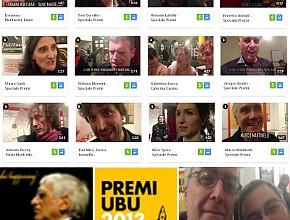 Premi Ubu 2013: le videointerviste