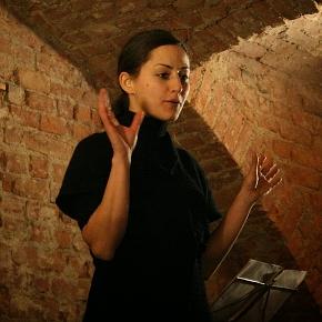 Marta Cuscunà in Beat of freedom
