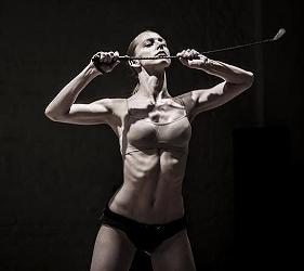 Julia Loboda Ricci/Forte