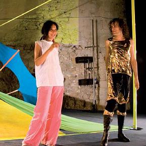 Flavia Mastrella e Antonio Rezza