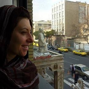Anna Dora Dorno di Instabili Vaganti a Teheran