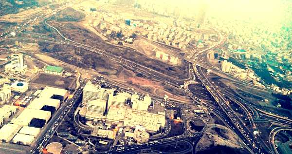 L'arrivo a Teheran