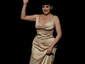 Mariangela D'Abbraccio è una Marilyn bruna