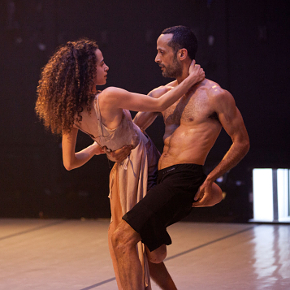 Reshimo della Vertigo Dance Company