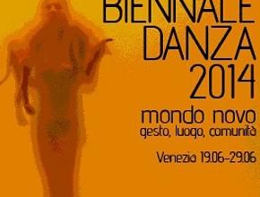 Biennale Danza 2014
