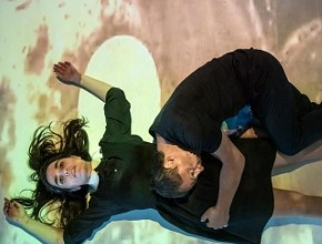 Di Mauro e Viscovo in The secret love life of Ophelia (photo: Andrea Macchia)