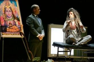 Le Comte Ory (Juan Diego Flórez) e Raimbaud (Stéphane Degout) nel primo atto