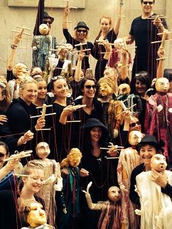 Le marionette del Défilé