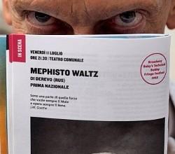 Mefistofele (alias Anton Adasinskij) a Pergine (photo: ©Romano Magrone)