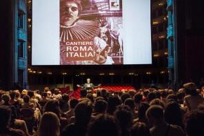 Antonio Calbi alla conf. stampa di Teatro di Roma