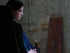 Alessandra Crocco nel primo frammento di Demoni