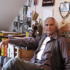 Eugenio Barba a Holstebro (photo: Cassie Werber)