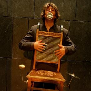 Max Vandervorst è l'ospite di punta dell'edizione 2'014 di Incanti (photo: Melisa Stein)
