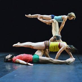 Empty Moves del Ballet Preljocaj sarà in scena il 14 e 15 maggio (photo: Jean-Claude Carbonne)
