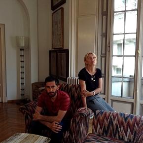 Daria Deflorian e Antonio Tagliarini