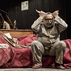 L'uomo dal sottosuolo di Bacci (photo: Simone Rocchi)