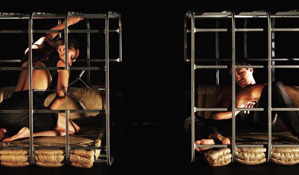 Le Macchinazioni Teatrali a IT festival si aprono al teatro danza (photo: Gianluca Panareo)