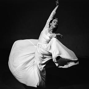 Martha Graham in Letter to the world (photo: Barbara Brooks Morgan)