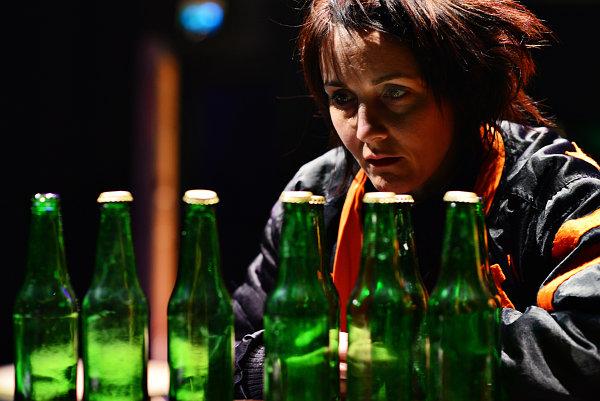 Alessia Bellotto è Nina (photo: Michele Lamanna)