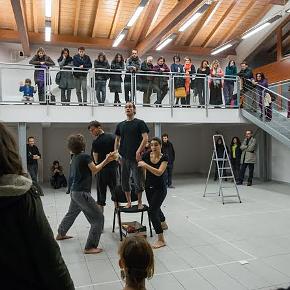 La SaturAzione di BezoarT (photo: romafringefestival.net)