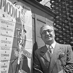 Vittorio Podrecca (photo: © 2006-2013 John M. Blundall and Stephen Foster)